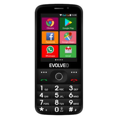 EVOLVEO EasyPhone AD (EP-900) Dual Sim fekete