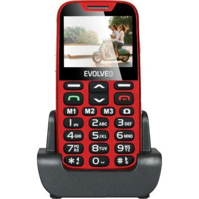 Evolveo EasyPhone XD (EP-600) piros