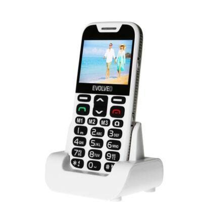 Evolveo EasyPhone XD (EP-600) fehér