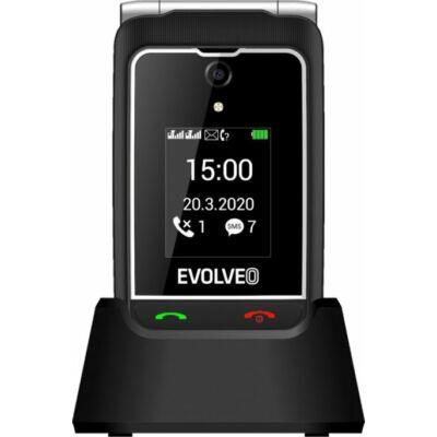 EVOLVEO EasyPhone (EP-750) Dual Sim fekete