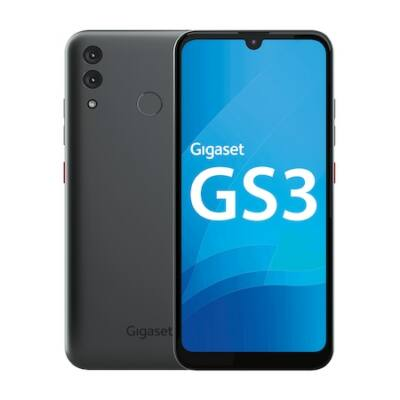 Gigaset GS3 64 GB Dual Sim szürke