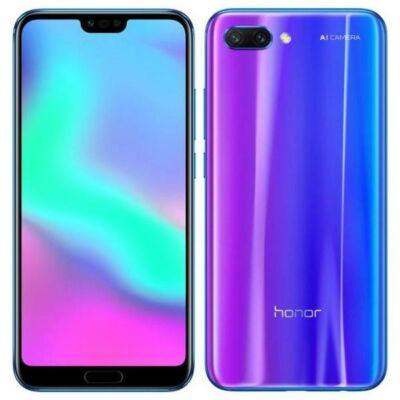 Huawei Honor 10 64 GB Dual Sim kék