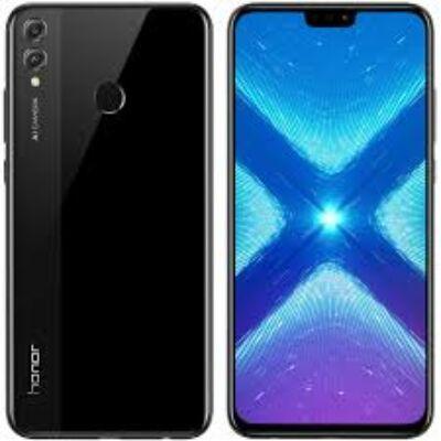 Huawei Honor 8X 128GB Dual Sim fekete