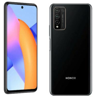 Huawei Honor 10x Lite 4/128 GB Dual fekete