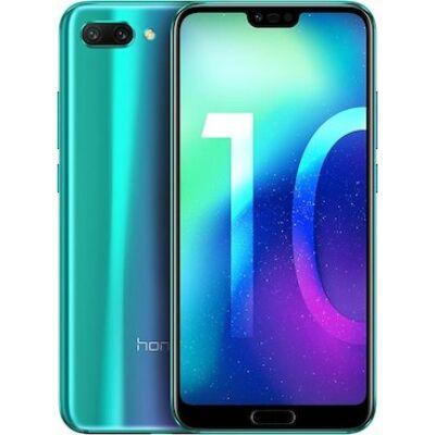 Huawei Honor 10 128GB Dual Sim zöld