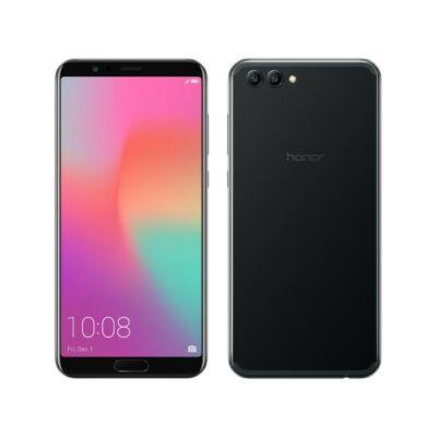 Huawei Honor View 10 128 GB Dual Sim fekete