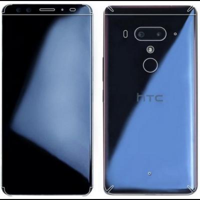 HTC U12 Plus Dual Sim kerámiafekete