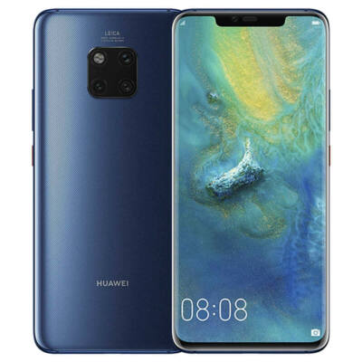 Huawei Mate 20 Pro Dual Sim kék