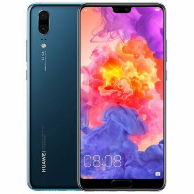 Huawei P20 128 GB Dual Sim kék
