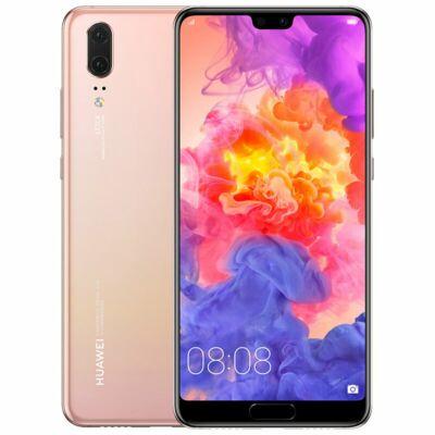 Huawei P20 128 GB Dual Sim rózsaszín