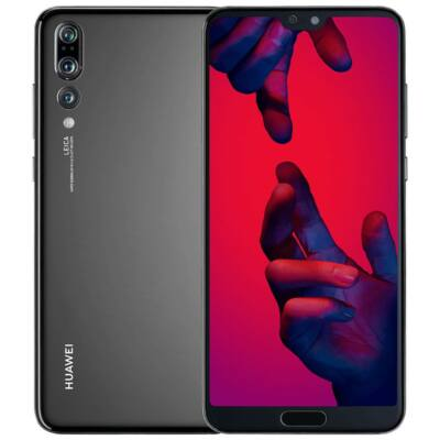 Huawei P20 Pro Dual Sim fekete