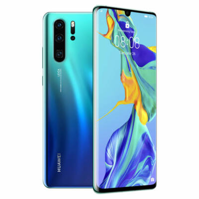 Huawei P30 Pro 128 GB Dual Sim kék