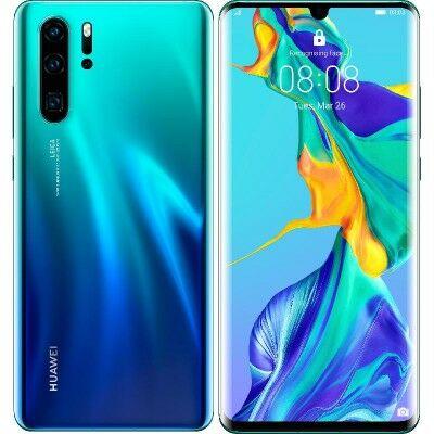 Huawei P30 Pro 256GB Dual Sim kék