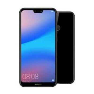 Huawei P20 Lite 64 GB Dual Sim fekete