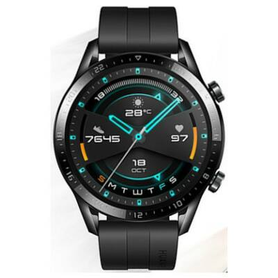 Huawei Watch GT 2 Sport 46 mm fekete