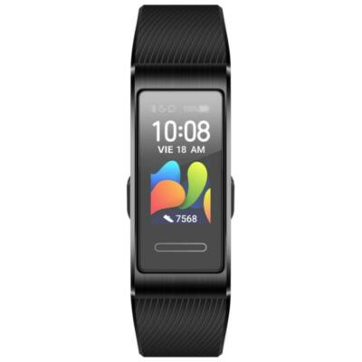 Huawei Band 4 Pro fekete