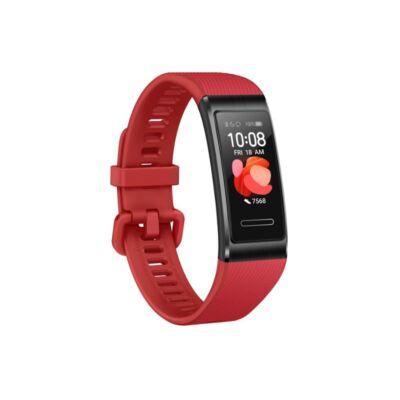 Huawei Band 4 Pro piros