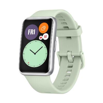 Huawei Watch Fit zöld