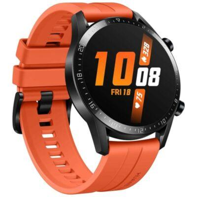 Huawei Watch GT 2 Sport 46 mm narancssárga