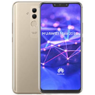 Huawei Mate 20 Lite Dual Sim arany