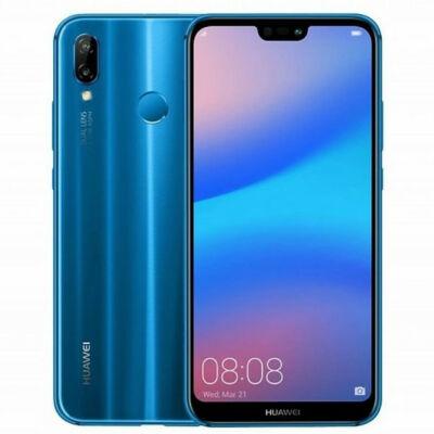 Huawei P20 Lite 64 GB Dual Sim kék