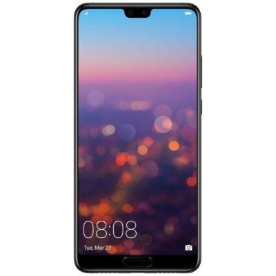 Huawei P20 64 GB Dual Sim fekete