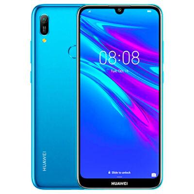 Huawei Y6 2019 32 GB Dual Sim kék