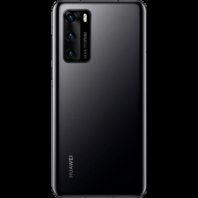 Huawei P40 128 GB Dual Sim fekete