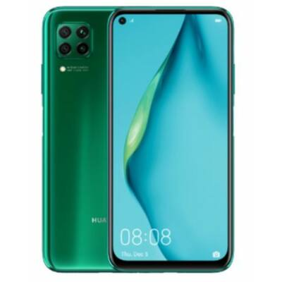 Huawei P40 Lite 128 GB Dual Sim zöld