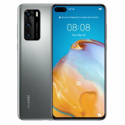 Huawei P40 128 GB Dual Sim ezüst