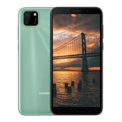 Huawei Y5p Dual Sim zöld