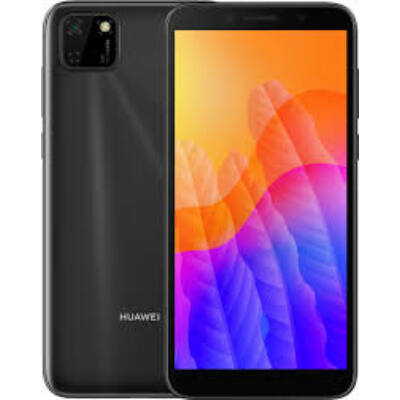 Huawei Y5p Dual Sim fekete