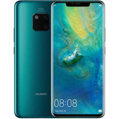 Huawei Mate 20 Pro Dual Sim zöld