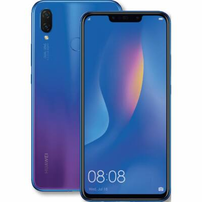 Huawei P Smart Plus 64 GB Dual Sim lila