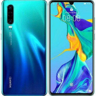 Huawei P30 Dual Sim kék