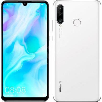 Huawei P30 Lite 128 GB Dual Sim fehér