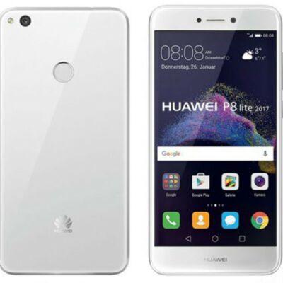 Huawei P8 Lite (2017) fehér