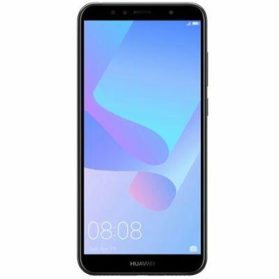 Huawei Y6 2018 Dual Sim fekete
