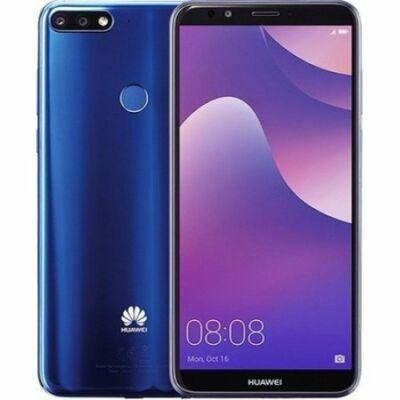 Huawei Y7 Prime 2018 kék