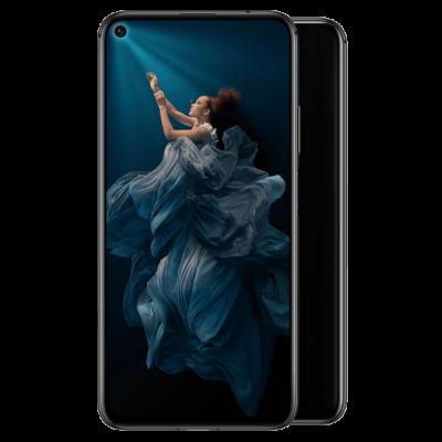 Huawei Honor 20 128 GB Dual Sim fekete