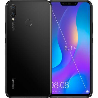 Huawei P Smart Plus 64 GB Dual Sim fekete