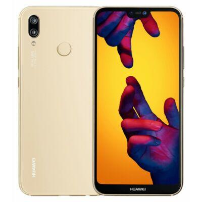 Huawei P20 Lite 64 GB Dual Sim arany