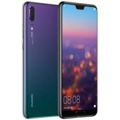 Huawei P20 128 GB Dual Sim alkonyi szürkület