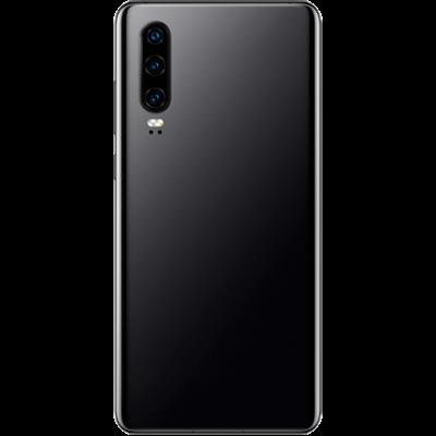 Huawei P30 Dual Sim fekete