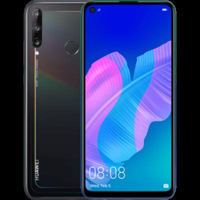 Huawei P40 Lite E 64 GB Dual Sim fekete
