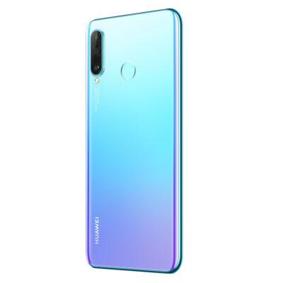 Huawei P30 Lite 128 GB Dual Sim kristálykék