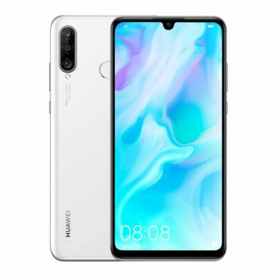 Huawei P30 Lite 64 GB Dual Sim fehér