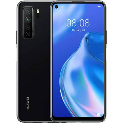 Huawei P40 Lite 5G 6/128 GB Dual Sim fekete