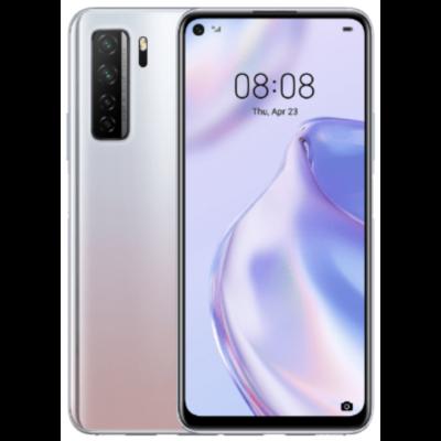 Huawei P40 Lite 128 GB Dual Sim ezüst