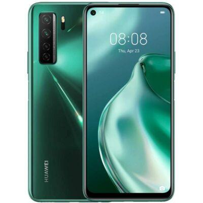Huawei P40 Lite 5G 6/128 GB Dual Sim zöld